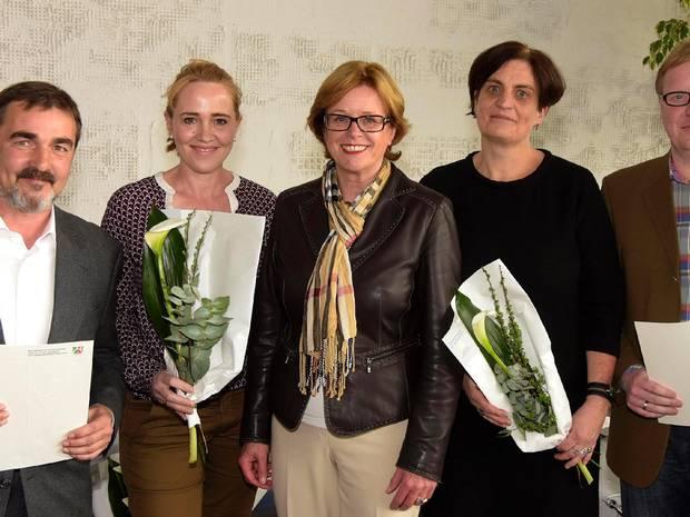 Kulturlandpreis für 'Marie Rockt!'