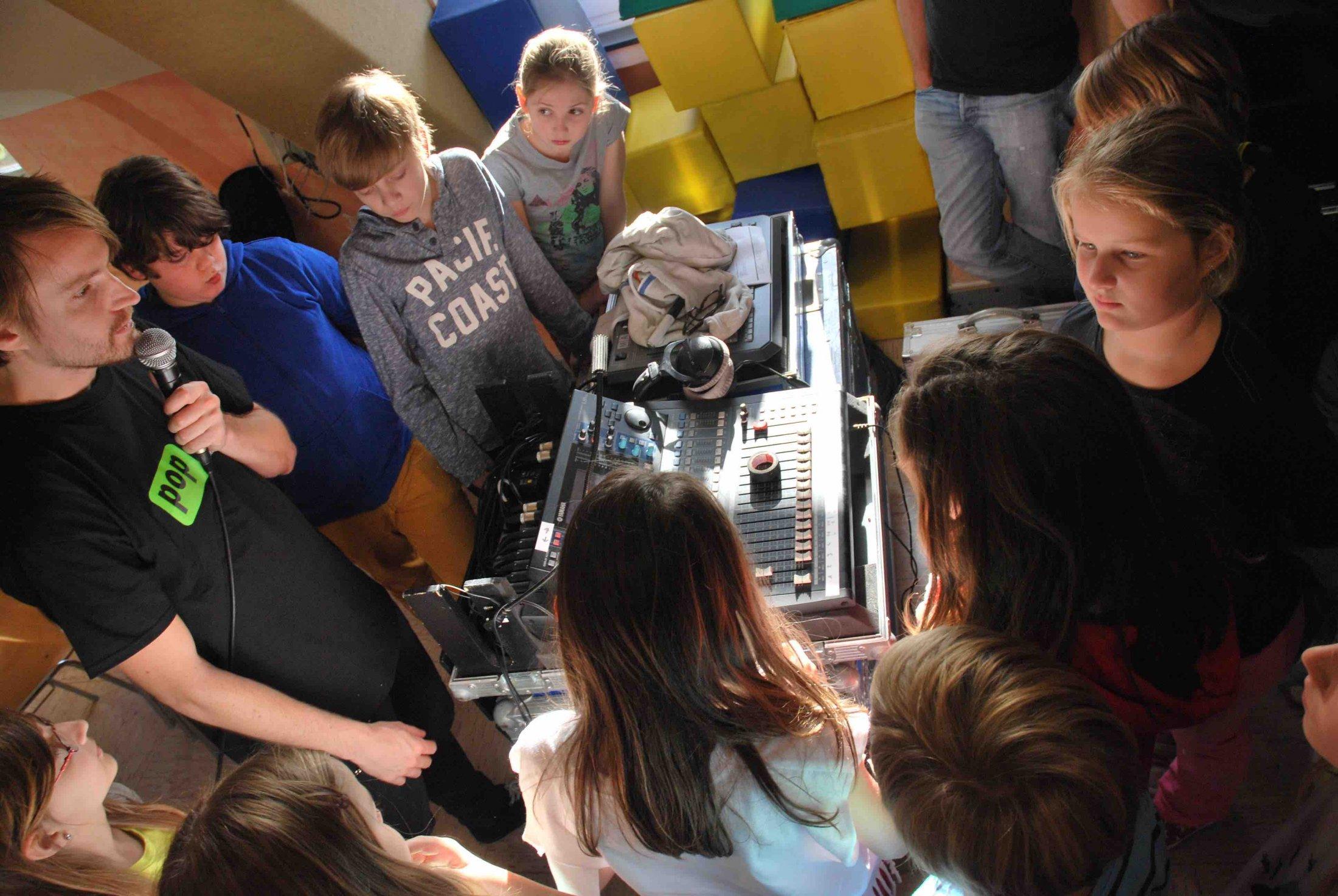 'Rock Camp' Technik-Workshop