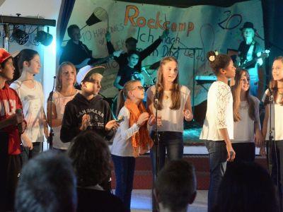 'Rock Camp' 'Ich Mach Mein Ding' 2015